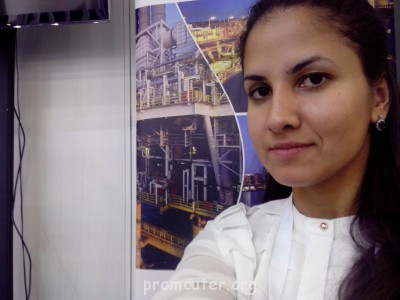 Галина, 22 года, переводчик, хостес, ассистент, промо - IMG_20140617_093151.jpg