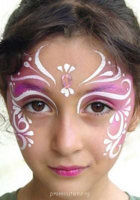 22.12.14 по 08.01.15 художники на аквагрим М Ж 1500р - Halloween-face-paintings-for-kids_06.jpg