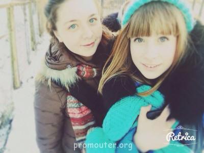 Справа Анастасия, Слева Наталия - S5BS5bo40pI.jpg